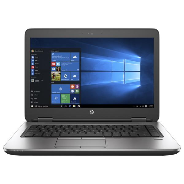 "Laptop HP ProBook 640 G2, Intel® Core™ i5-6200U pana la 2.8GHz, 14"", 4GB, 500GB, Intel® HD Graphics 520, Windows 10 Pro"