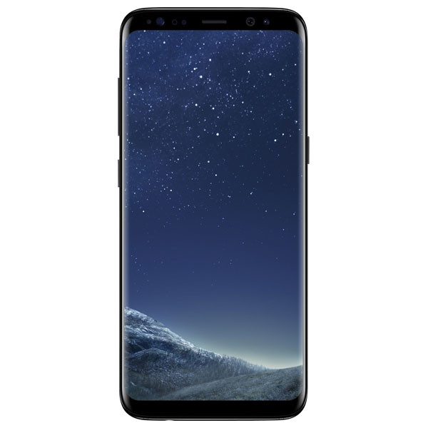 Smartphone SAMSUNG Galaxy S8 64GB Midnight Black