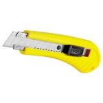 Cutter cu blocare automata STANLEY 0-10-280, 180x18mm