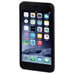Carcasa pentru iPhone 6 Plus, 6S Plus, HAMA Crystal 135131, Black