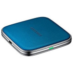 Incarcator Wireless pentru Samsung Galaxy S5, SAMSUNG EP-PG900ILEGWW, Blue
