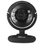 Camera Web TRUST Spotlight 16428, 1280 x 1024 pixeli, negru