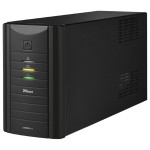 Unitate UPS TRUST Oxxtron 17680, 1000VA, AVR, IEC