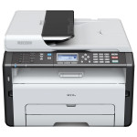Multifunctional laser monocrom RICOH SP 211SF, A4, USB