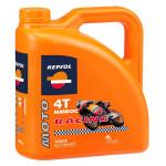 Ulei moto REPSOL Racing Hmeoc 25826 4T, 10W-30, 4l