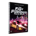 Furios si iute 3: Tokyo Drift DVD