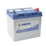 Baterie auto VARTA Blue 5604100543, 60AH, 540A, D47