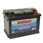 Baterie auto ROMBAT Cyclon 5664730054ROM, 66AH, 540A