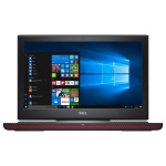 "Laptop DELL Inspiron 7566, Intel® Core™ i7-6700HQ pana la 3.5GHz, 15.6"" UHD, 16GB, SSD 512GB, NVIDIA GeForce GTX 960M 4GB, Windows 10 Home, Black"