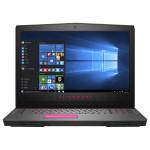 """Laptop ALIENWARE 17 R4, Intel® Core™ i7-6820HK pana la 3.6GHz, 17.3"""" QHD, 32GB, HDD 1TB + SSD 512GB, NVIDIA GeForce GTX 1080 8GB, Windows 10 Home"""