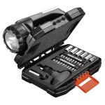 Set 35 acesorii insurubare + lanterna BLACK & DECKER A7141