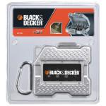 Set 31 accesorii - biti si adaptor BLACK & DECKER A7176