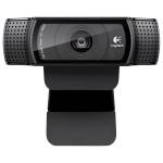 Camera Web LOGITECH HD Pro C920, 1080p, negru
