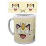 Cana Pokemon: Meowth Face