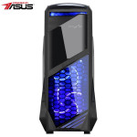 Sistem IT Powered by ASUS MYRIA Digital 14, Intel® Core™ i5-7400 pana la 3.5GHz, 8GB, 1TB, NVIDIA GeForce GTX 1060 6GB, Ubuntu
