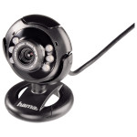 Camera Web HAMA AC-150, 640 x 480 pixeli, negru