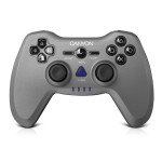 Gamepad wireless CANYON 3 in 1 (PC, PS2, PS3)