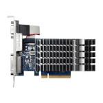 Placa video ASUS NVIDIA GeForce GT 710, 2GB DDR3, 64bit, 710-2-SL