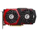 Placa video MSI NVIDIA GeForce GTX 1050 Gaming X, 2GB GDDR5, 128bit, GTX 1050 GAMING X 2G