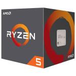 Procesor AMD Ryzen 5 1400, 3.2GHz/3.4GHz, 10MB, YD1400BBAEBOX