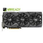 Placa video ASUS NVIDIA GeForce GTX 1060 Strix Gaming, 6GB GDDR5, STRIX-GTX1060-6G-GAMING
