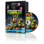 Teenage Mutant Ninja Turtles - Sezonul 1 - DVD 5