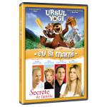 Secrete de familie & Ursul Yogi DVD