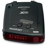 Detector radar ESCORT Passport 8500-X50