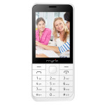Telefon mobil Dual Sim MYRIA SUN 3G MY9024WH, Alb-Gri