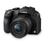 Camera foto mirrorless PANASONIC DMC-G6, 16Mp, 3 inch + obiectiv 14-42mm, negru