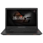 "Laptop ASUS ROG GL753VD-GC027, Intel® Core™ i7-7700HQ pana la 3.8GHz, 17.3"" Full HD, 24GB, HDD 1TB + SSD 128GB, NVIDIA GeForce GTX 1050 4GB, Endless"