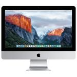 """Sistem All in One APPLE iMac mk452ro/a, 21.5"""" IPS 4K Display, Quad Core Intel® Core™ i5 pana la 3.6GHz, 8GB, 1TB, Intel® Iris™ Pro Graphics 6200, OS X El Capitan  - Tastatura layout RO"""