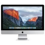 """Sistem All in One APPLE iMac mk472ro/a, 27"""" IPS Retina 5K Display, Quad Core Intel® Core™ i5 pana la 3.6GHz, 8GB, 1TB Fusion Drive, AMD Radeon R9 M390 2GB, OS X El Capitan  - Tastatura layout RO"""