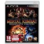 Mortal Kombat Komplete Edition PS3