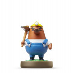 Figurina Nintendo Amiibo - Resetti (Animal Crossing)
