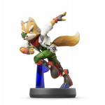 Figurina Nintendo Amiibo - Fox No.6 (Super Smash)