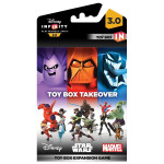 Disney Infinity 3.0 Toy Box Set - Takeover