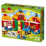 LEGO DUPLO Ville - Ferma mare 10525