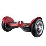 Scooter electric FREEGO W8S, rosu + geanta transport inclusa