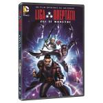 Liga Justitiei: Zei si Monstri DVD