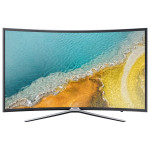Televizor curbat LED Smart Full HD, 140cm, SAMSUNG UE55K6372SU