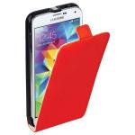 Husa Flip Cover pentru Samsung Galaxy S5, PROMATE Filion-S5, Red