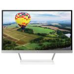 "Monitor LED IPS HP 24xw, 23.8"", Full HD, argintiu-alb"