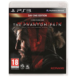 Metal Gear Solid V: The Phantom Pain D1 Edition PS3