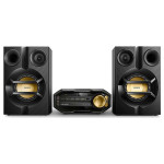 Minisistem audio PHILIPS FX10/12, 230W, USB, Bluetooth, FM, CD