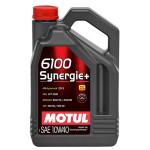 Ulei motor MOTUL 6100 Synergie, 10W40, 5l