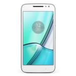"""Smartphone Dual Sim LENOVO Moto G4 Play, 5"""", 8MP, 2GB RAM, 16GB, Quad-Core, 4G, White"""