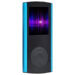 MP4 Player MYRIA DC0283BLU, 4GB, Radio FM, USB, albastru