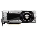 Placa video GIGABYTE NVIDIA GeForce GTX 1070 Founder Edition, 8GB GDDR5, 256bit, N1070D5-8GD-B