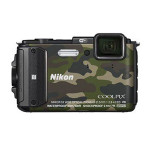 Camera foto NIKON COOLPIX Waterproof AW130 Outdoor Kit, camouflage